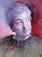 Helena, oil on wood, 2007